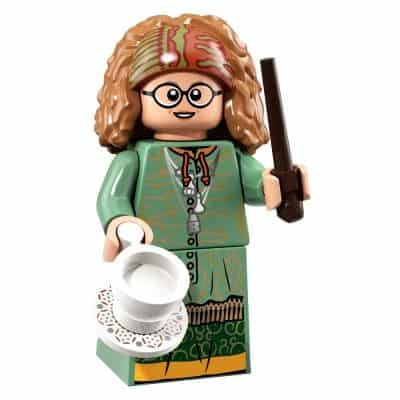 LEGO Minifigures Series Wizarding World Professor Trelawney (Harry Potter 71022)