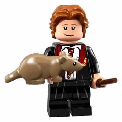 LEGO Minifigures Series Wizarding World Ron Weasley Hogwarts Robes (Harry Potter 71022)