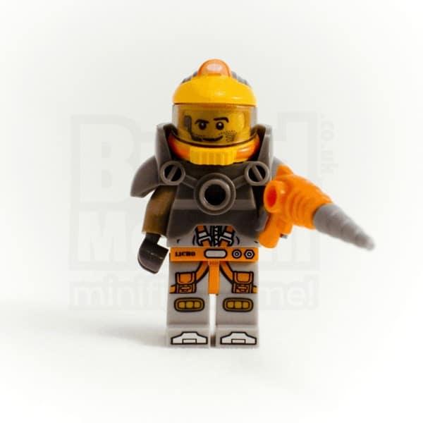LEGO Space Miner Minifigure Series 12