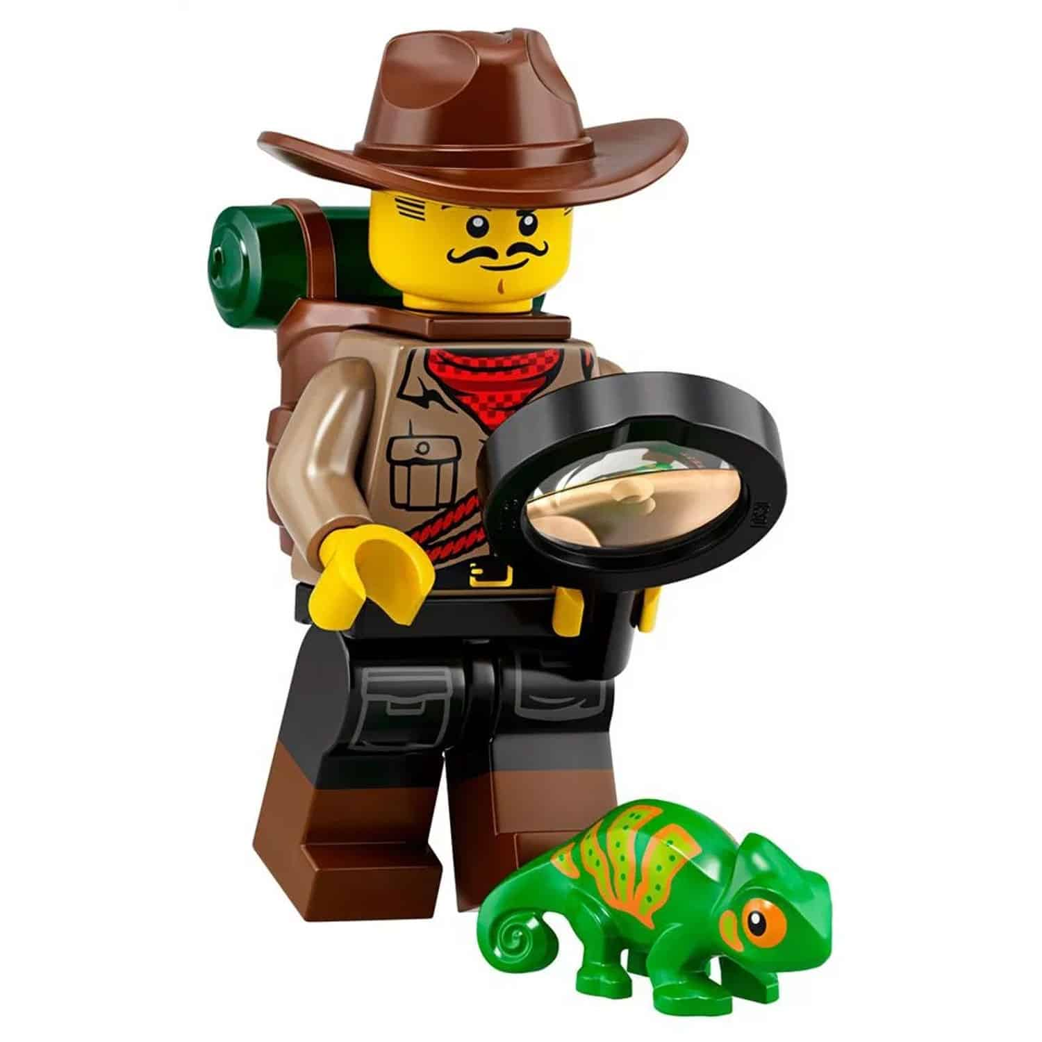 LEGO Explorer Minifigure – Series 19 CMF