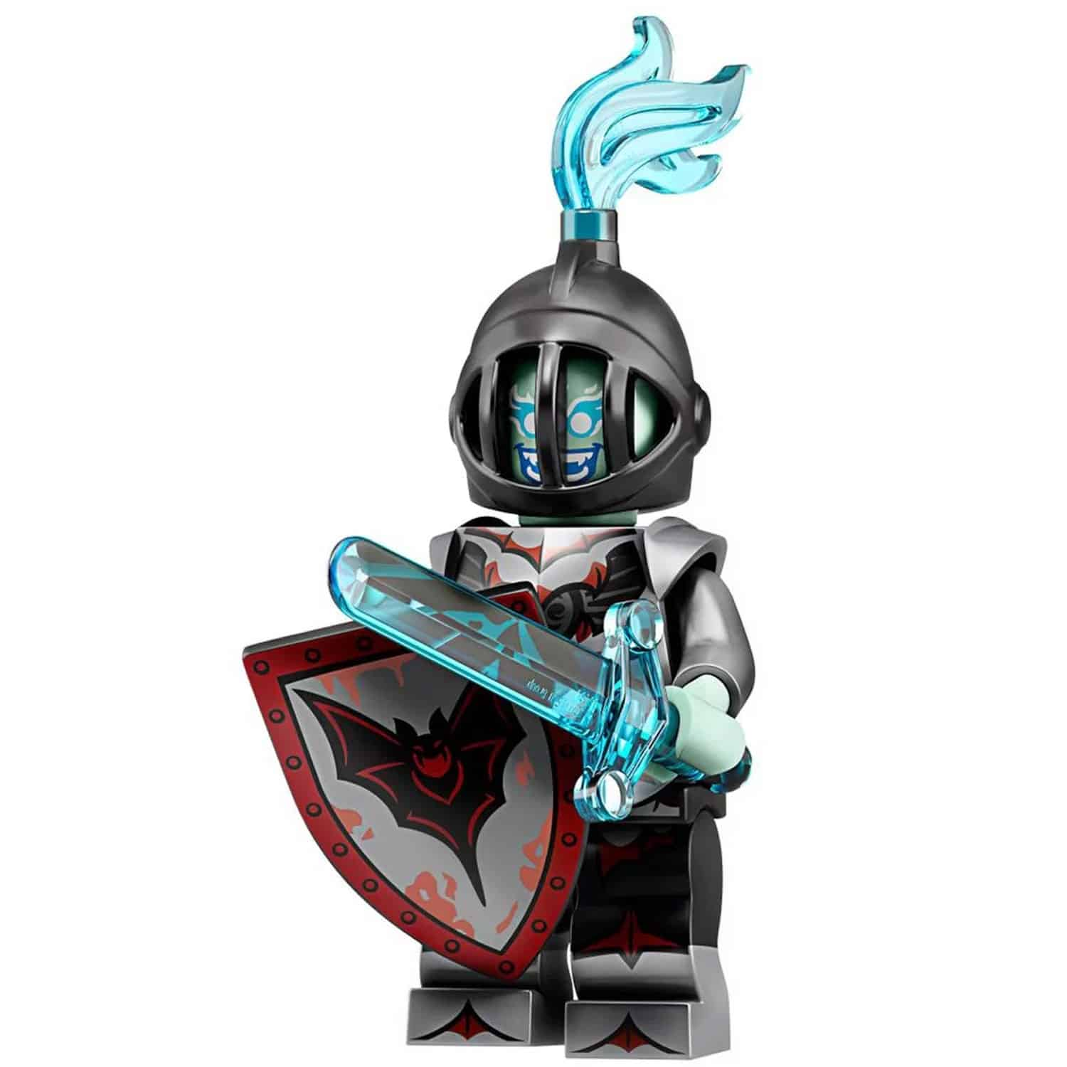LEGO Dark Bat Night Minifigure Ghost – Series 19 CMF