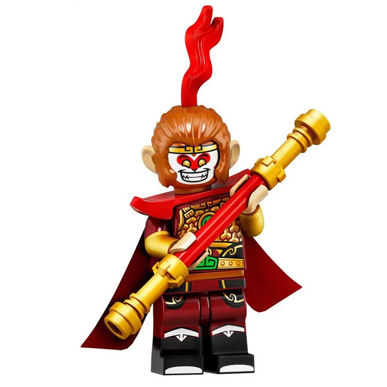 LEGO Monkey King Minifigure – Series 19 CMF