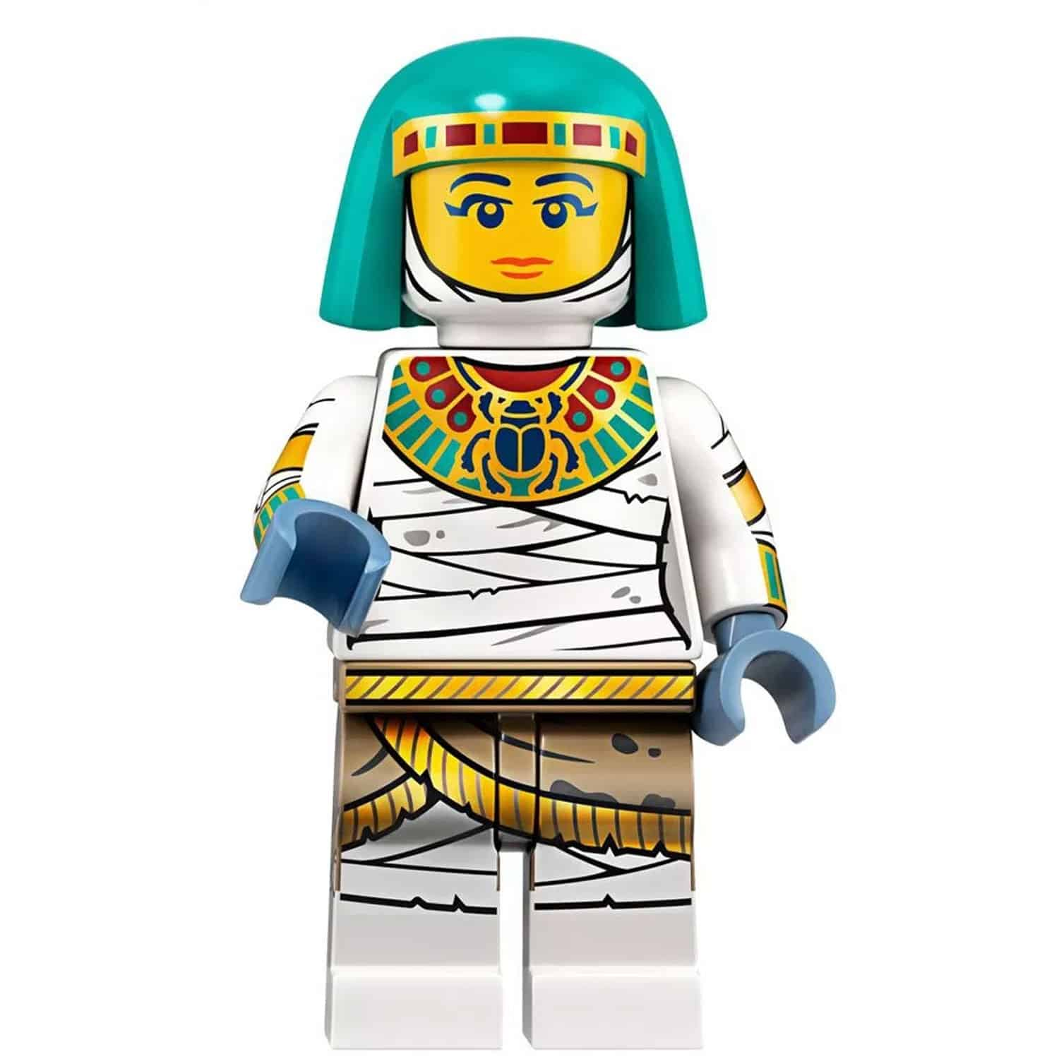 LEGO Mummy Minifigure with Scoprion – Series 19 CMF
