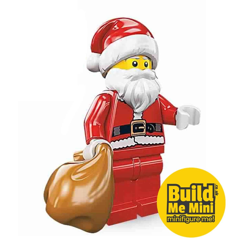 LEGO Santa Claus Series 8