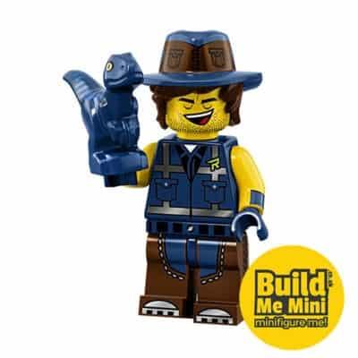 LEGO Movie 2 Minifigures Series Vest Friend Rex Dangervest
