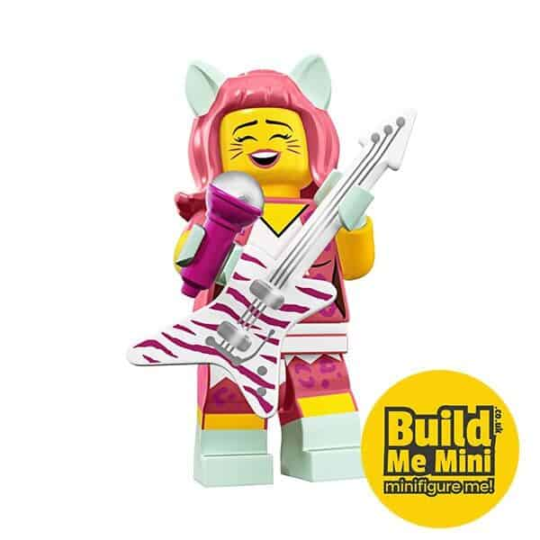 LEGO Movie 2 Minifigures Series Kitty Pop