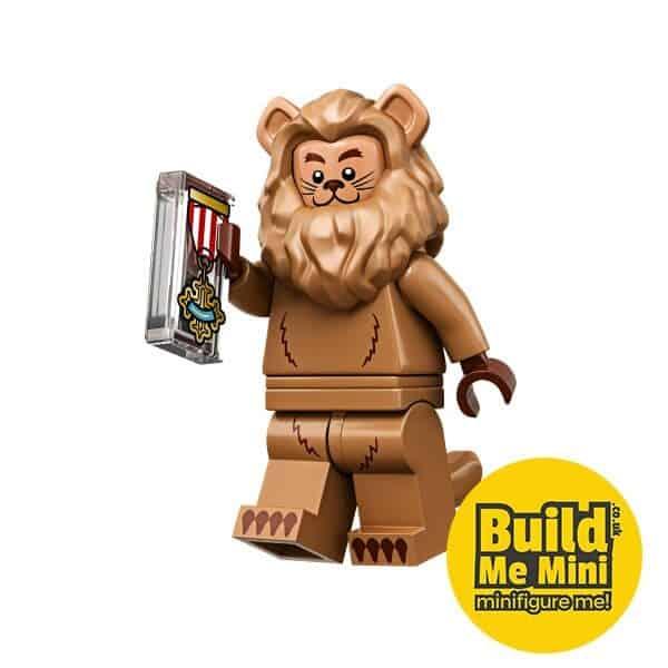 Lego Movie 2 Minifigures Series The Wizard Of Oz The Cowardly Lion Build Me Mini