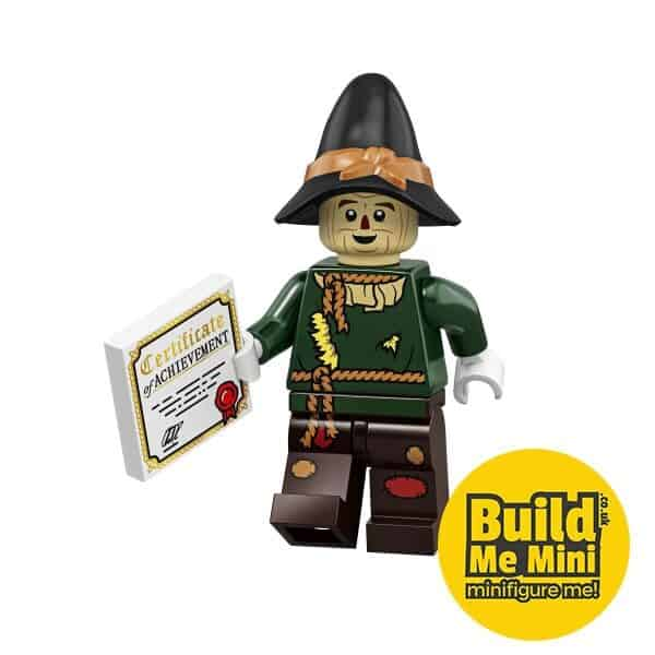LEGO Movie 2 Minifigures Series The Wizard of Oz - The Scarecrow