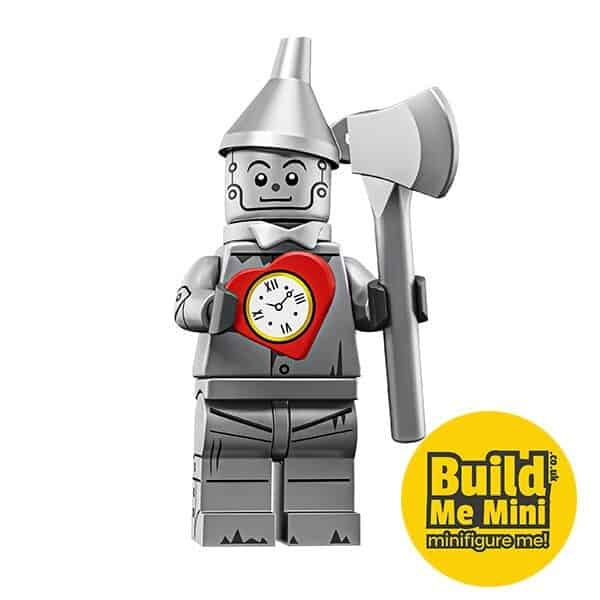 LEGO Movie 2 Minifigures Series The Wizard of Oz - The Tin Man