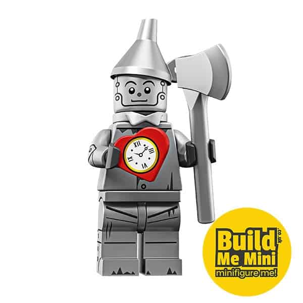 LEGO Movie 2 Minifigures Series The Wizard of Oz – The Tin Man