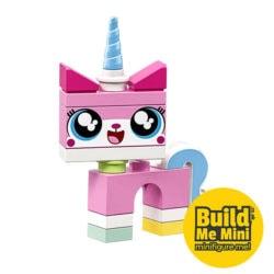 LEGO Movie 2 Minifigures Series Unikitty