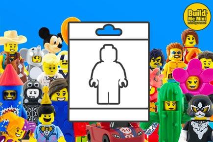 S SAME DAY UK DISPATCH from the drop-down menu Choose a LEGO MINI FIGURE