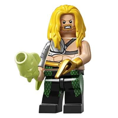 LEGO Minifigure Aquaman – DC Comics Series 1 CMF