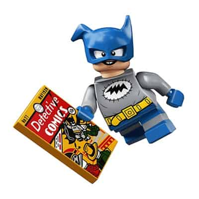 LEGO Minifigure Bat Mite (Kid Batman) – DC Comics Series 1 CMF