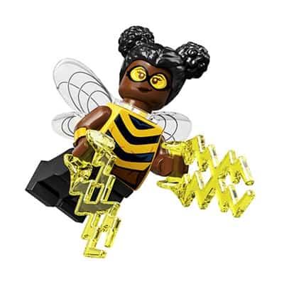 LEGO Minifigure Bumblebee – DC Comics Series 1 CMF