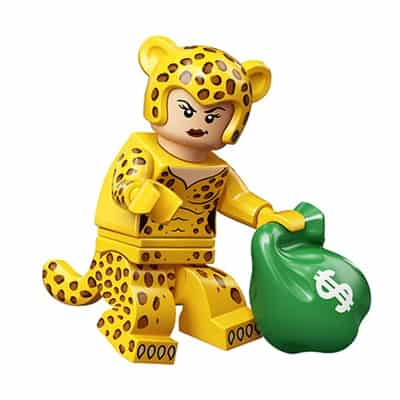 LEGO Minifigure Cheetah – DC Comics Series 1 CMF