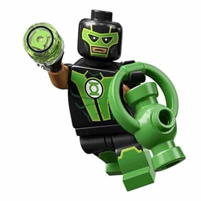 LEGO Minifigure Green Lantern – DC Comics Series 1 CMF