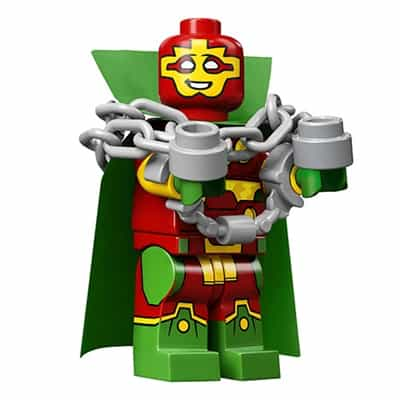 LEGO Minifigure Mister Miracle – DC Comics Series 1 CMF