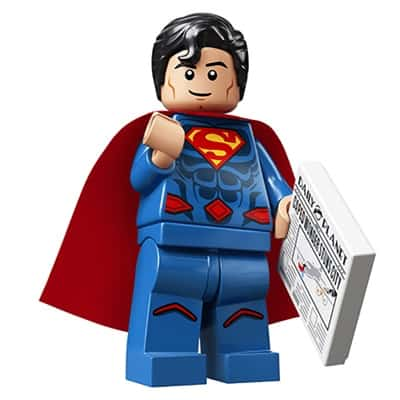 LEGO Minifigure Superman – DC Comics Series 1 CMF