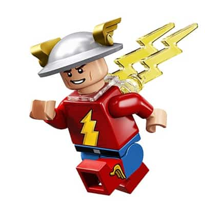 LEGO Minifigure The Flash – DC Comics Series 1 CMF