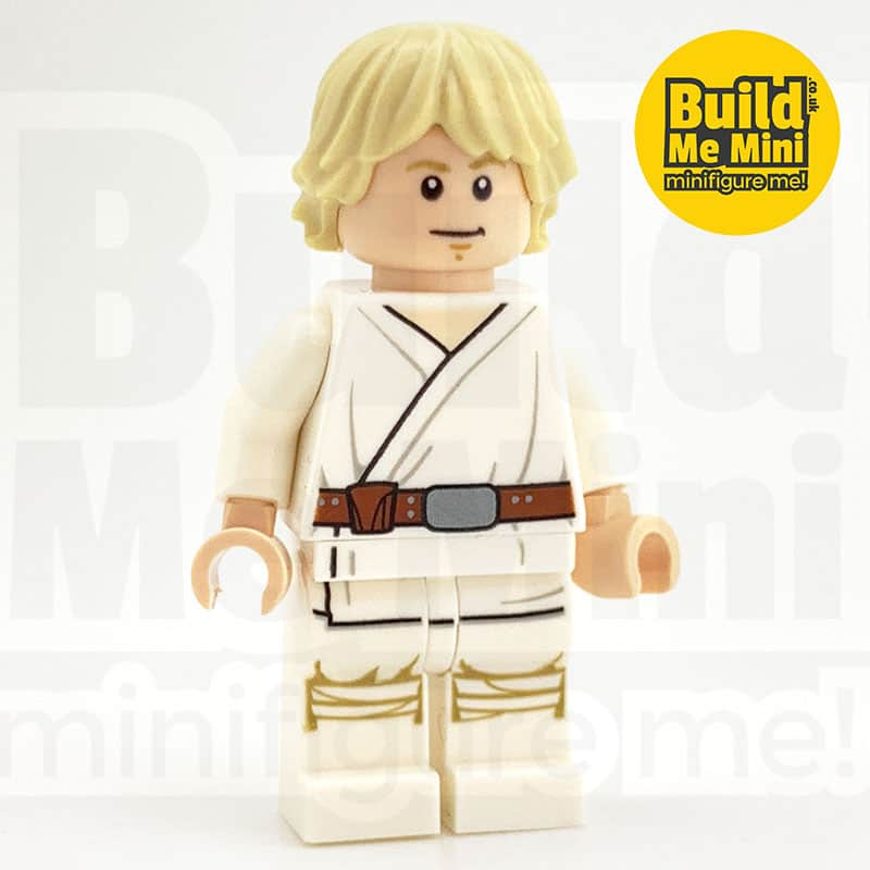 LEGO Star Wars – Luke Skywalker Minifigure (A New Hope)