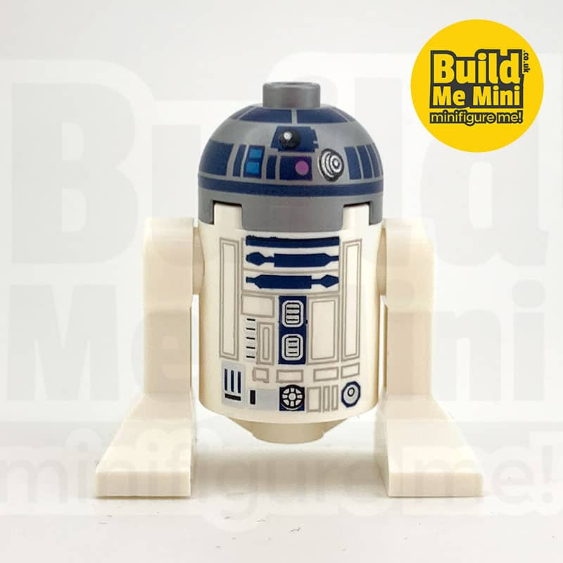 LEGO Star Wars – R2-D2 Minifigure (A New Hope)