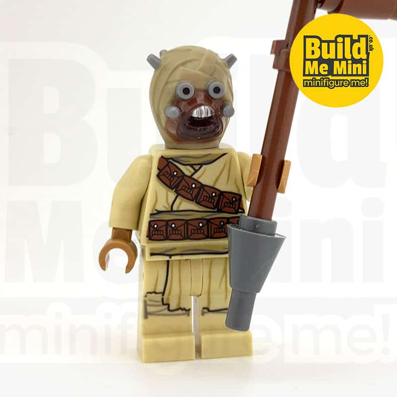 LEGO Star Wars – Tusken Raider Minifigure (A New Hope)