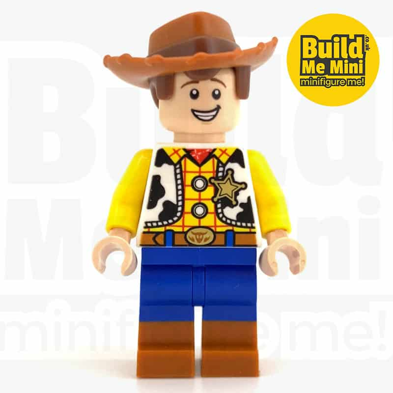 LEGO Toy Story 4 – Woody Minifigure