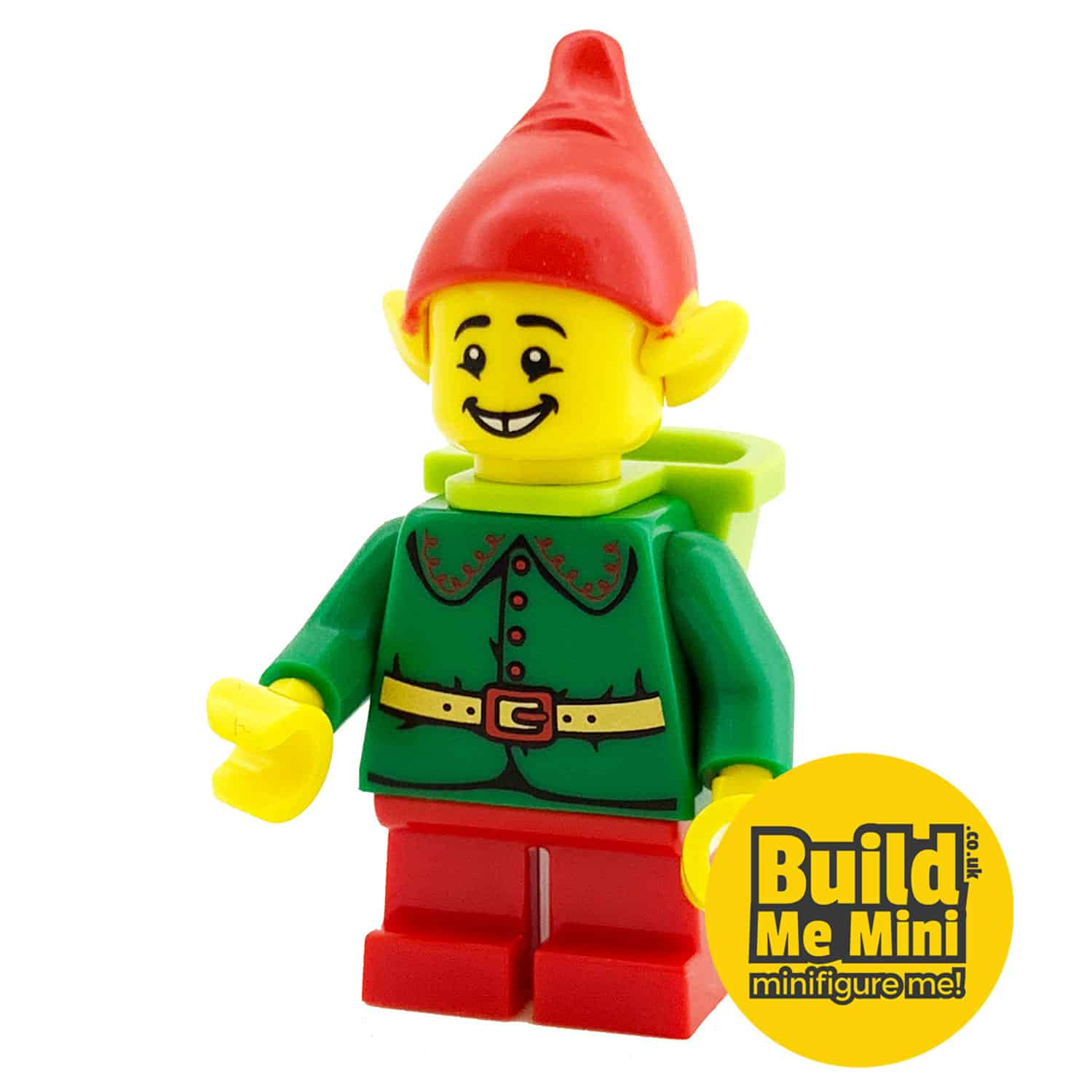 LEGO Christmas Elf (In Store Version, Red Hat)