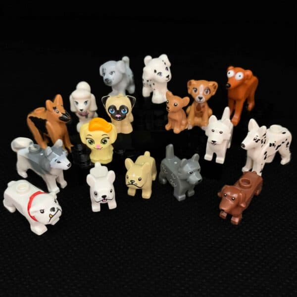 LEGO® Minifigure Animals