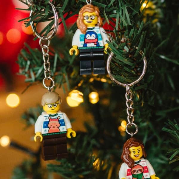 Lego Keyrings